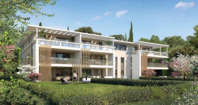 Achat / Vente immobilier neuf Aix-en-Provence à 10 minutes du centre (13090) - Réf. 4703