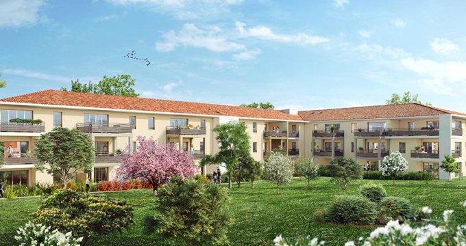 Achat / Vente immobilier neuf Aix-en-Provence quartier Saint-Mitre (13090) - Réf. 1725