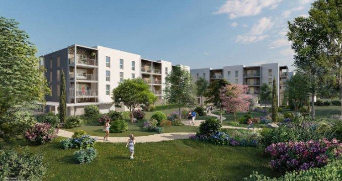 Achat / Vente immobilier neuf Arles avec vues sur canal (13200) - Réf. 5770