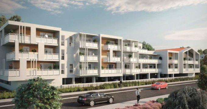 Achat / Vente immobilier neuf Arles proche centre-ville et gare (13200) - Réf. 5227
