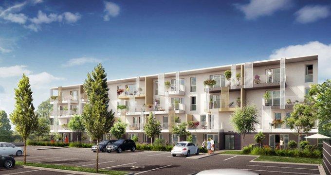 Achat / Vente immobilier neuf Arles quartier plaine de Montmajour (13200) - Réf. 3743