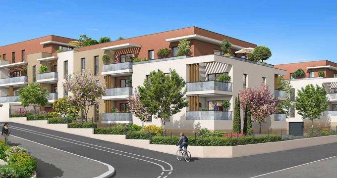 Achat / Vente immobilier neuf Aubagne à deux pas du centre (13400) - Réf. 2543