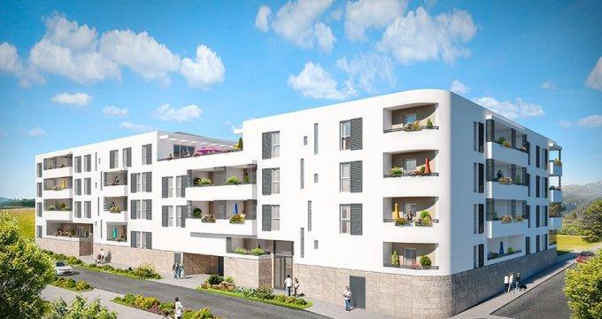 Achat / Vente immobilier neuf Cuges-les-Pins à l'entrée de la ville (13780) - Réf. 1319