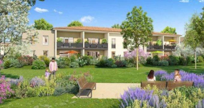 Achat / Vente immobilier neuf Gardanne 5 minutes du coeur de ville (13120) - Réf. 5046
