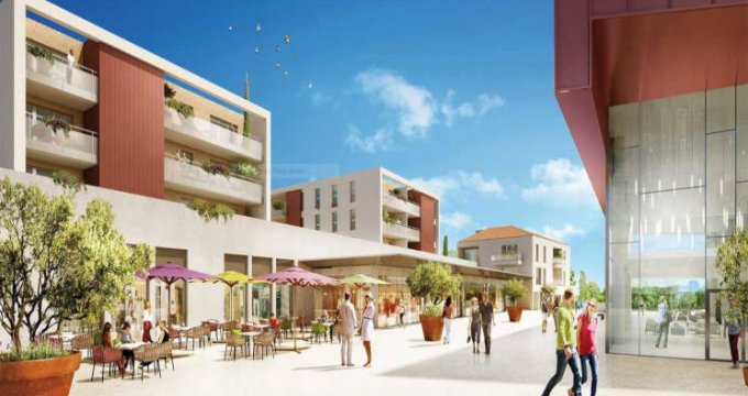 Achat / Vente immobilier neuf Istres centre (13800) - Réf. 3257