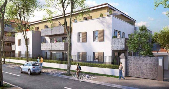 Achat / Vente immobilier neuf Istres proche école La Clef Des Champs (13800) - Réf. 3608