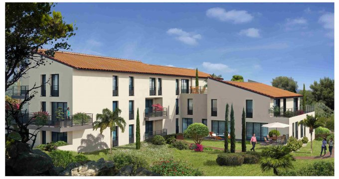 Achat / Vente immobilier neuf La Ciotat proche centre-ville (13600) - Réf. 2610