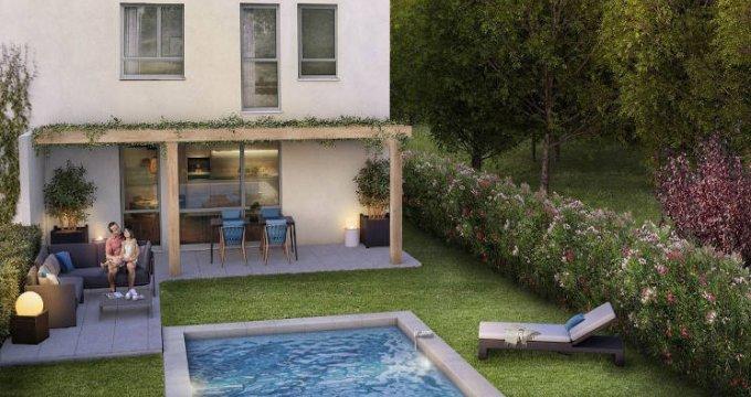Achat / Vente immobilier neuf La Ciotat quartier Le Garoutier (13600) - Réf. 5670