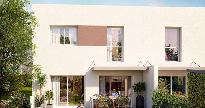 Achat / Vente immobilier neuf La Fare-les-Oliviers écoquartier Saint-Exupéry (13580) - Réf. 2596