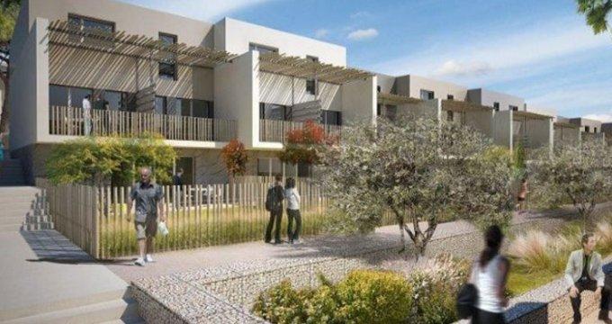Achat / Vente immobilier neuf Lançon-Provence proche centre-ville et commerces (13680) - Réf. 1313