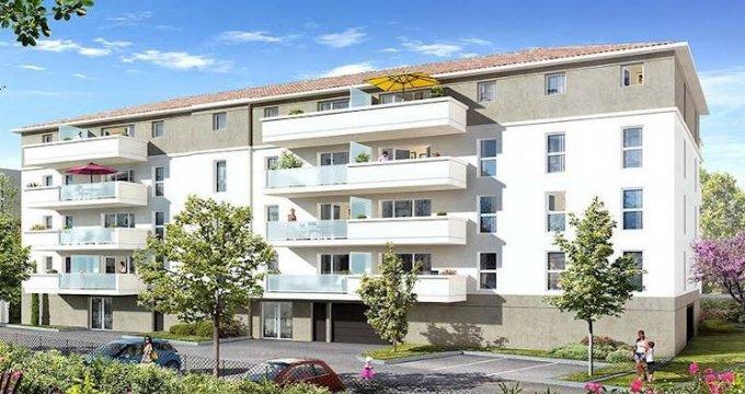 Achat / Vente immobilier neuf Marignane proche coeur de ville (13700) - Réf. 4114