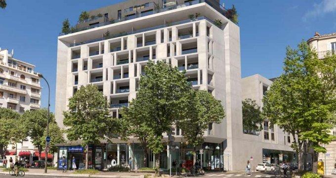 Achat / Vente immobilier neuf Marseille 08 avenue du Prado (13008) - Réf. 4316