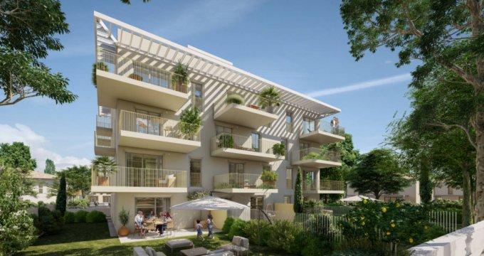 Achat / Vente immobilier neuf Marseille 09 proche du quartier Le Cabot (13009) - Réf. 6237