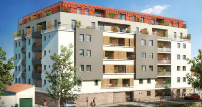 Achat / Vente immobilier neuf Marseille 10 Timone-St Pierre - Accès rapide hyper centre (13010) - Réf. 2629
