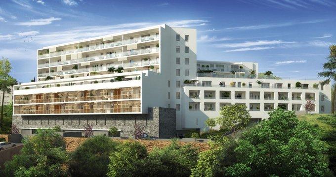 Achat / Vente immobilier neuf Marseille 11 proche du Tramway Les Caillols (13011) - Réf. 1014