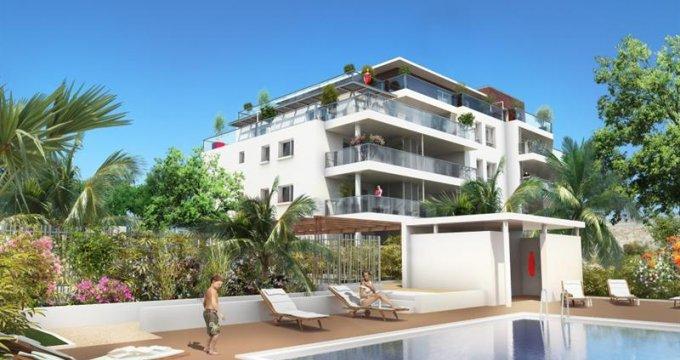 Achat / Vente immobilier neuf Marseille 11 Quartier Camoins (13011) - Réf. 1020