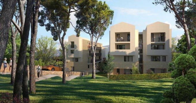 Achat / Vente immobilier neuf Marseille 12 Fernandel Saint-Julien (13012) - Réf. 3387