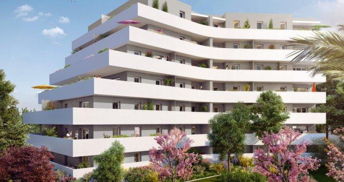 Achat / Vente immobilier neuf Marseille 12 proche des commodités (13012) - Réf. 504