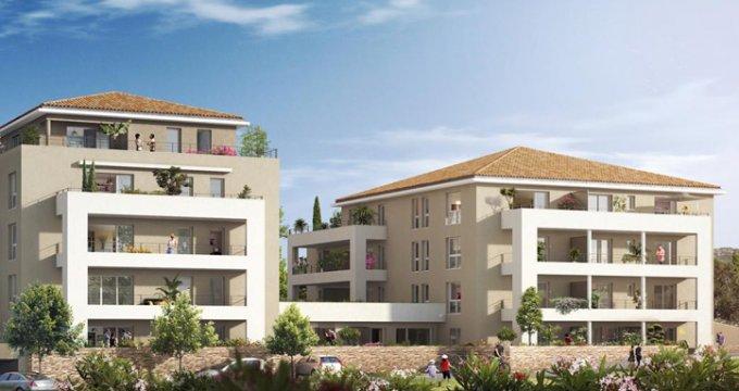 Achat / Vente immobilier neuf Marseille 12 quartier des Caillols (13012) - Réf. 898