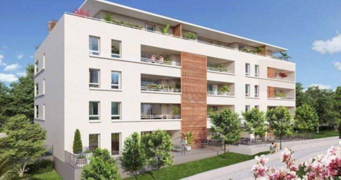 Achat / Vente immobilier neuf Marseille 12 secteur des Caillols, proche bus (13012) - Réf. 5398