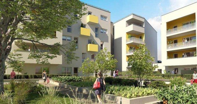 Achat / Vente immobilier neuf Marseille 13 proche village Château-Gombert (13013) - Réf. 5708