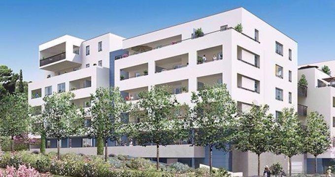 Achat / Vente immobilier neuf Marseille 13 proche village de la Croix Rouge (13013) - Réf. 847