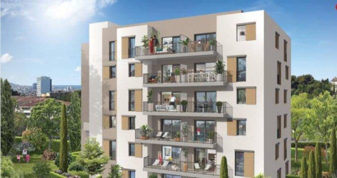Achat / Vente immobilier neuf Marseille 14 secteur Saint-Jérôme (13014) - Réf. 2730