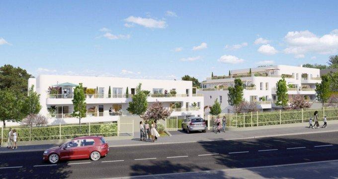 Achat / Vente immobilier neuf Marseille 16 proche plage et gare de l'Estaque (13016) - Réf. 6228