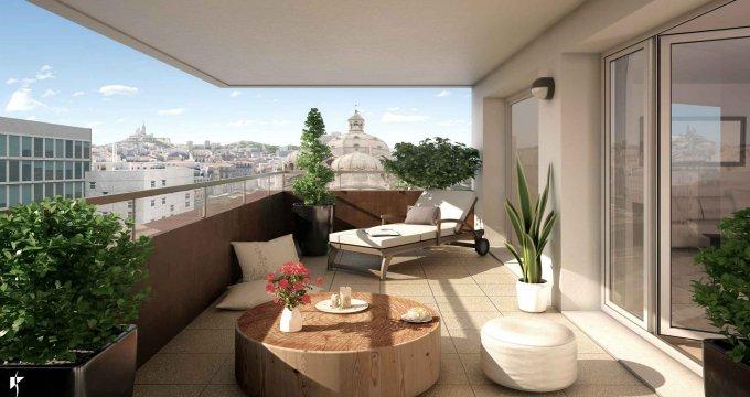 Achat / Vente immobilier neuf Marseille 2 en face à la Cathédrale de la Major (13002) - Réf. 2335