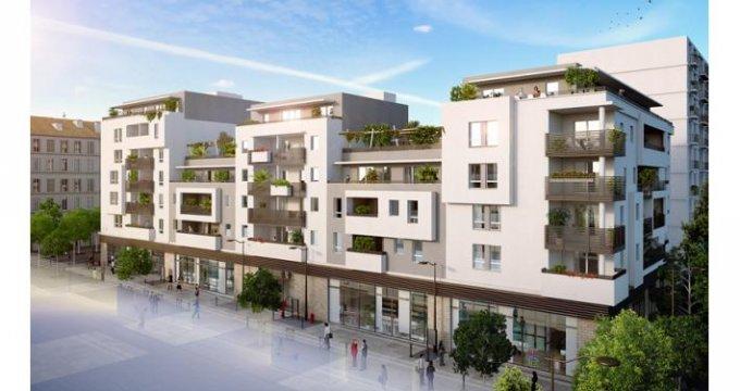 Achat / Vente immobilier neuf Marseille 2 la Joliette (13002) - Réf. 1174