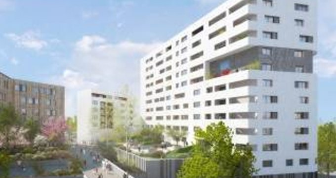Achat / Vente immobilier neuf Marseille 3 TVA 5.5% (13003) - Réf. 811