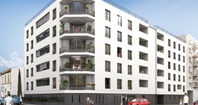Achat / Vente immobilier neuf Marseille 5e proche des facultés Timone (13005) - Réf. 397