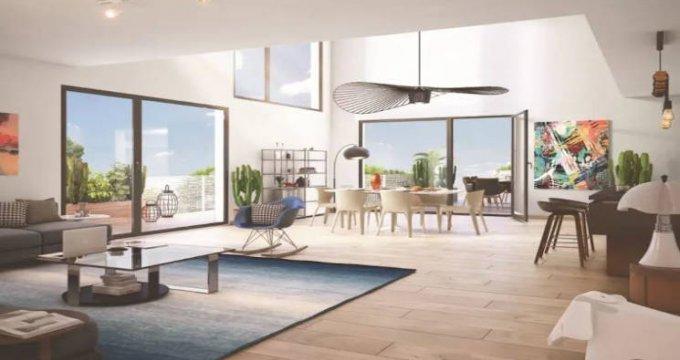 Achat / Vente immobilier neuf Marseille 8 au cœur du quartier de Saint Anne (13008) - Réf. 4606