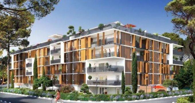 Achat / Vente immobilier neuf Marseille 9 au cœur d'un parc privé (13009) - Réf. 2296