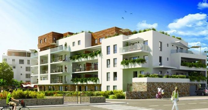 Achat / Vente immobilier neuf Marseille 9 Mazargues Tassigny (13009) - Réf. 2628
