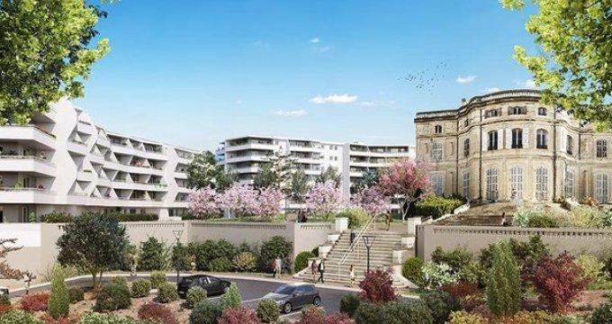 Achat / Vente immobilier neuf Marseille 9 proche du parc national des  Calanques (13009) - Réf. 2331