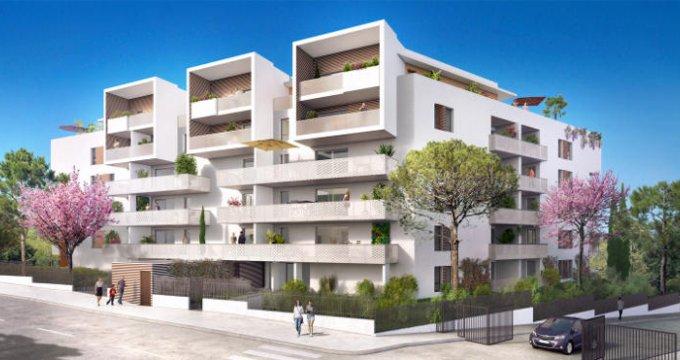 Achat / Vente immobilier neuf Marseille au cœur du 10ème arrondissement (13010) - Réf. 2407