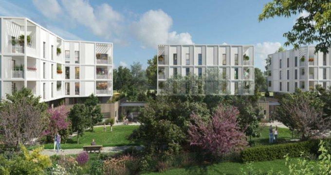 Achat / Vente immobilier neuf Marseille au pied du parc Montgolfier (13014) - Réf. 4384