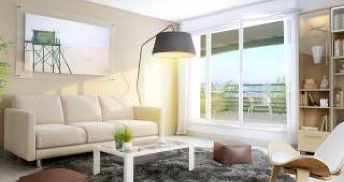 Achat / Vente immobilier neuf Marseille proche Parc Borély (13008) - Réf. 781