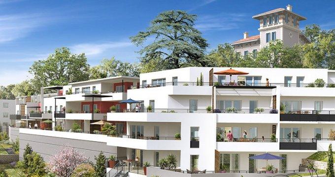 Achat / Vente immobilier neuf Marseille quartier Saint-Julien (13012) - Réf. 1305