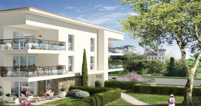 Achat / Vente immobilier neuf Marseille secteur des Caillois (13012) - Réf. 4179