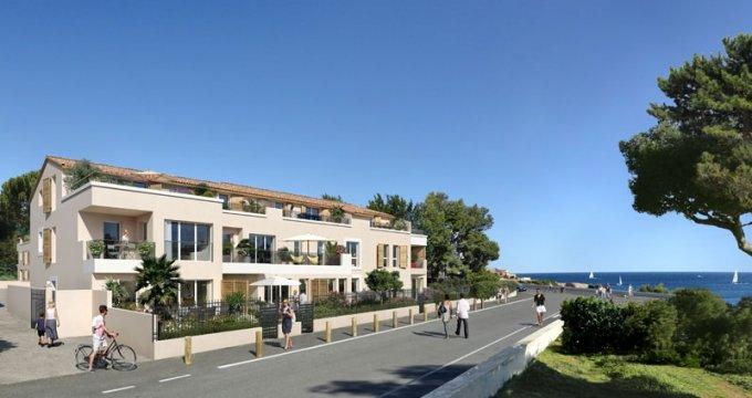 Achat / Vente immobilier neuf Martigues face au Port Carro (13500) - Réf. 2111