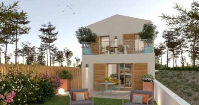 Achat / Vente immobilier neuf Martigues - La Couronne à deux pas de la gare TER (13500) - Réf. 3305