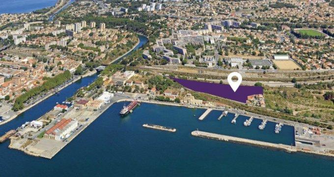 Achat / Vente immobilier neuf Port-de-Bouc proche Martigues (13110) - Réf. 5436