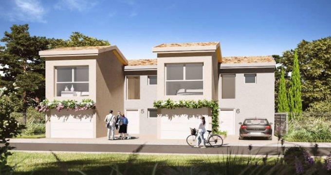 Achat / Vente immobilier neuf Saint-Cannat à deux pas du cœur de ville (13760) - Réf. 4212