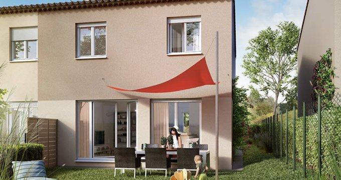 Achat / Vente immobilier neuf Saint-Mitre-les-Remparts proche d'un parc boisé (13920) - Réf. 5806
