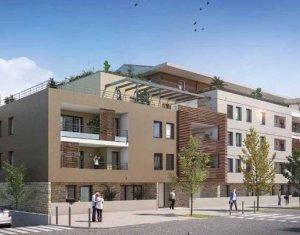 Achat / Vente immobilier neuf Aix-en-Provence à 2 km du cœur de ville (13090) - Réf. 4468