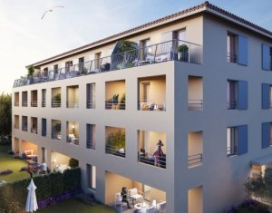 Achat / Vente immobilier neuf Aix-en -Provence à 700 m du Cours Mirabeau (13090) - Réf. 5083