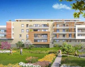 Achat / Vente immobilier neuf Aix-en-Provence coeur secteur Saint-Anne (13090) - Réf. 2812