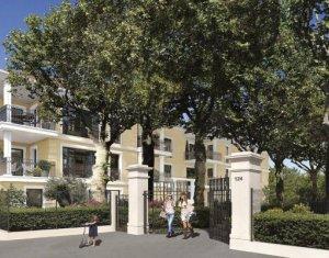 Achat / Vente immobilier neuf Aix-en-Provence proche parc Rambot (13090) - Réf. 5898